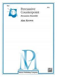 Alan Keown: Percussive Counterpoint