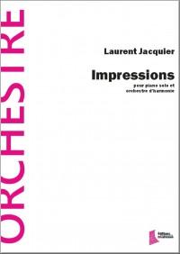 Laurent Jacquier: Impressions