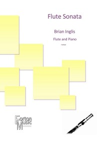 Inglis, Brian: Flute Sonata