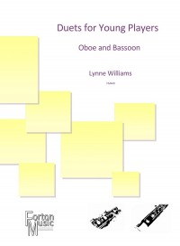 Williams, Lynne: Duets for Young Players Book 1 Ob/Bsn
