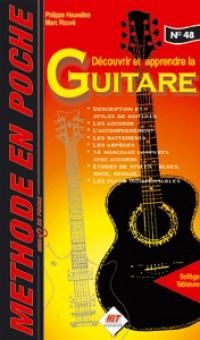 Philippe Heuvelinne: Méthode en Poche la Guitare