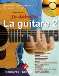 Philippe Heuvelinne: Je Débute la Guitare 2