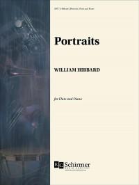 William Hibbard: Portraits for Flute and Piano