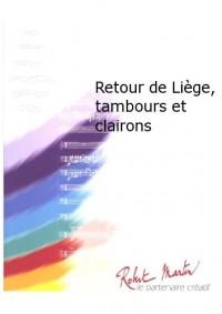 Van Herck: Retour de Liege, Tambours et Clairons
