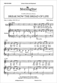 Gary James: Break Now the Bread of Life