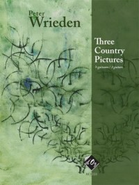 Peter Wrieden: Three Country Pictures