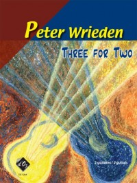 Peter Wrieden: Three For Two