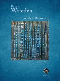 Peter Wrieden: A New Beginning