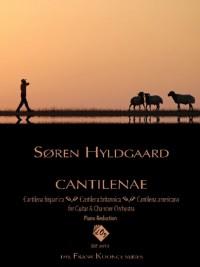 Soren Hyldgaard: Cantilenae