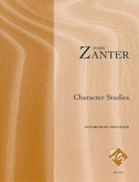 Mark Zanter: Character Studies