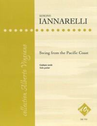 Simone Iannarelli: Swing from the Pacific Coast