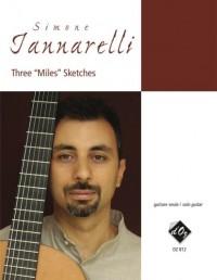 Simone Iannarelli: Three Miles Sketches