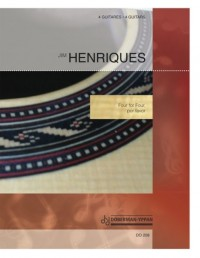 Jim Henriques: Four for Four por favor