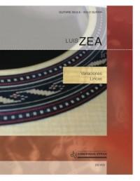 Luis Zea: Variaciones Líricas