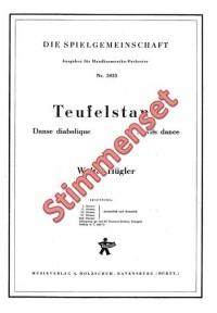 Walter Huegler: Teufelstanz