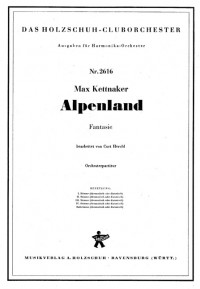 M. Kettnaker: Alpenland