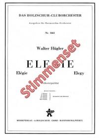 Walter Huegler: Elegie