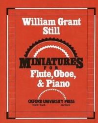 William Grant Still (composer) - Buy sheet music and scores