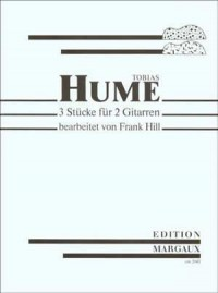 Tobias Hume: 3 Stücke