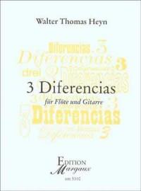 Walter Thomas Heyn: 3 Diferencias