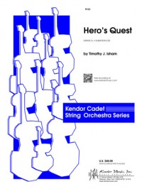 Timothy J. Isham: Hero's Quest