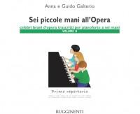 Anna e Guido Galterio: Sei Piccole Mani All'Opera V.2