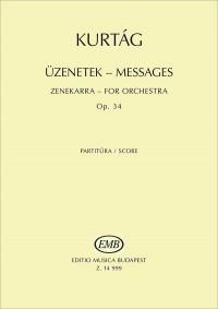 Messages Op.34 (score)