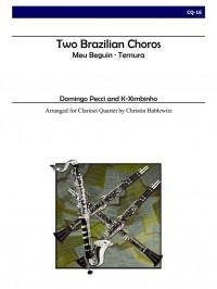 Pecci_Domingo K-Ximbinho: Two Brazilian Choros - Meu Beguin and Ternura