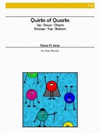 Dana H. Joras: Quirks Of Quarks