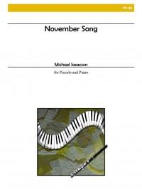 Michael Isaacson: November Song