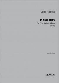 John Hopkins: Piano Trio