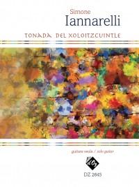 Simone Iannarelli: Tonada Del Xoloitzcuintle
