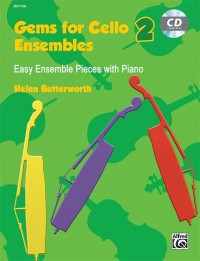 Gems for Cello Ensembles 2 (with CD)