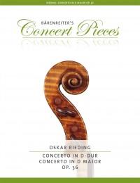 Oskar Rieding: Violin Concerto in D major, op. 36