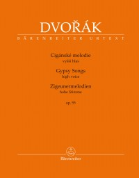 Dvořák: Gypsy Songs, op. 55 (High Voice)