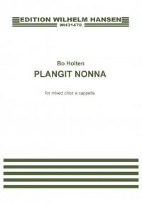 Bo Holten: Plangit Nonna