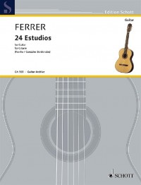 Ferrer, J: 24 Estudios