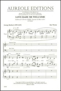 Alec Wyton: Love Bade Me Welcome
