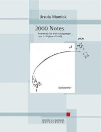 Mamlok, U: 2000 Notes