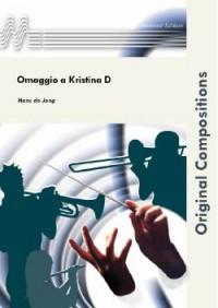 Hans de Jong: Omaggio A Kristina D