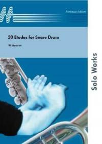 W. Heesen: 50 Etudes for Snare Drum
