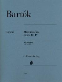 Béla Bartók: Mikrokosmos Volumes III-IV