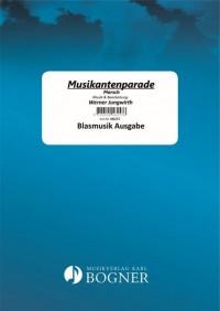 Werner Jungwirth: Musikantenparade