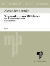 Borodin, A: In the Steppes of Central Asia