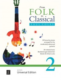 From Folk to Classical Volume 2