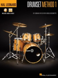 Hal Leonard Drumset Method – Book 1