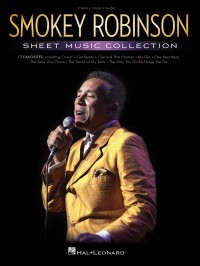 Smokey Robinson: Sheet Music Collection