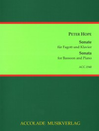 Peter Hope: Sonate