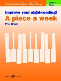 Piece a Week, A. Piano Grade 4