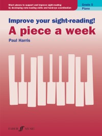 A Piece a Week: Improve Your Sight-Reading!